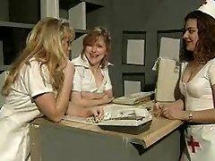 Red-hot nurse gang penetrate prt1
