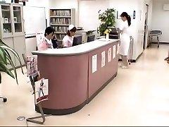 Finest Japanese chick Mirei Yokoyama, Aya Kiriya, Emiri Momoka in Incredible Handjobs, Blowjob JAV scene