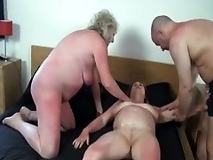 Crazy Homemade movie with Threeway, Grannies sequences