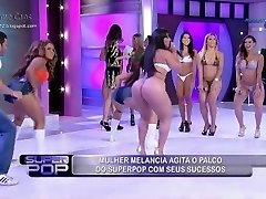 Brazil TV Showcase (the woman in the red thong.. omg)