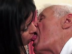 My Oldest Fuck-3 ,cut 1 (#grandpa #old man #dad)