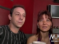MMV FILMS Real Fledgling German Swingers