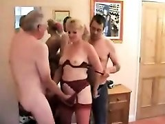 The swinger mature couple with a f Carey from 1fuckdatecom