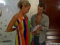 Hump with hot Russian mom #Two