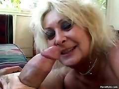 3some with Granny and BBW