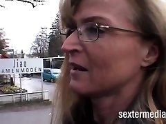דויטשה Mütter wollen auch נור gefickt werden!