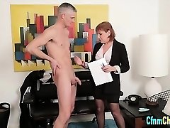 Dressed cfnm bitches mock slave