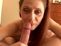 Chloe Nicole - karšto brandus BJ