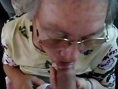 Vecenīte Blowjobs Apkopošanas 3