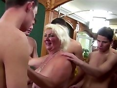 Granny Vanteet 5 junior-Painonapit Cum