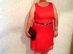 Mature Mom Dressed Undressed! Toon!