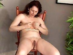 A maszturbáció Érett Lövell-daddi