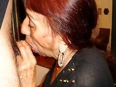 LatinaGranny granny blowjob sudarymas