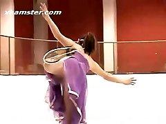 Seksi, vruće trenutke sport - umjetničko klizanje
