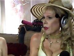 Żydowska babcia брызгается podczas sex-show