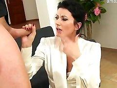 सेक्सी प्रेमिका चरम सुख