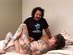 Ron Jeremy & Tatouage Sue
