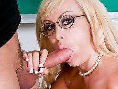 Brittany O'Neil & Xander Corvus in My First Fucky-fucky Teacher