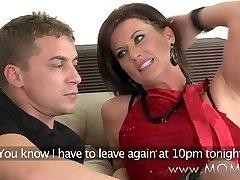 Mother xxx: working MILF wife gets poked
