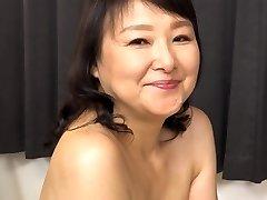 NYKD-086 पहले शॉट में 60 वें जन्मदिन नीचे पहनने के Mizuki-Segm