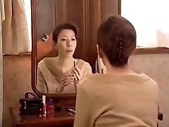 45yr old Japanese Wife Aki Ishika Enjoys Taboo (Uncensored)