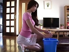 Fucked Friends Mother Son-in-law Of A Buddy, Again And Again Maki Hojo ... I Had Been Squid