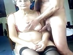 Mature moms and grandmothers homemade