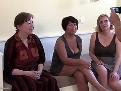 Pieredzējušās māmiņas un grannies fucked ar jauniem zēniem