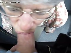 granny swallows jizm like a supreme slut