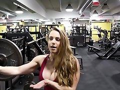 Fitness warm ass hot cameltoe 80