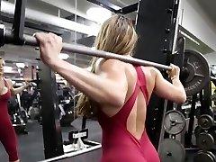 fitness culo caliente caliente cameltoe 80