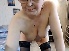 webcam de la abuelita