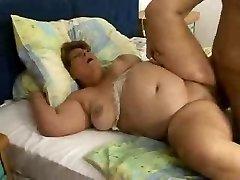Big Nymph Hetty Large Granny Fucked Good