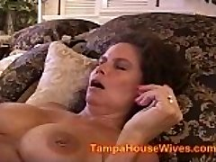 Two Cougar WIVES fucked by BOAT Crew