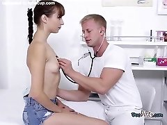 Cute Teen Lida Gets Taken Care Of By Medic