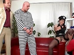 Crazy sex industry star in exotic anal, gangbang xxx video