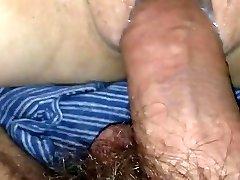 Cum bucket täti 2