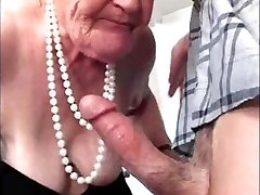 grandmother fuck