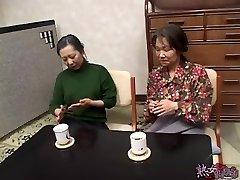 японские зрелые лесби 1