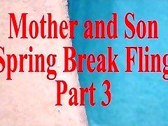 Motina, Sūnus Spring Break Sekso POV 3 Dalis
