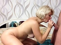 homemade, stunning mature couple in a steamy clip