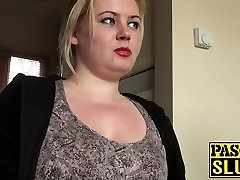 Amber West cherish a great slapping