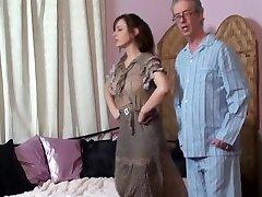 Mama spanks Dukra ir Tėvas