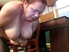 Mind-blowing homemade Spanking, BBW xxx video