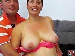 Seb prašymą vestuvių Celine per porn