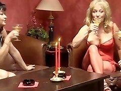 Tsjechische Mature Orgie Cireman