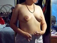 didelis nippled žmona padažu