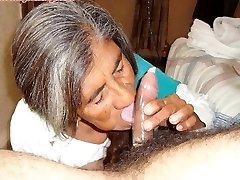 Karšto senas Grannies su puikiais nuogo kūno