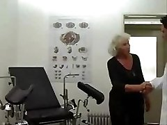 Granny Norma Works Out On A Lovemaking Machine