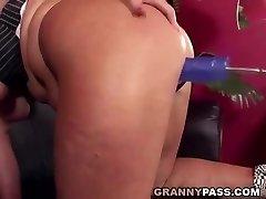 mummo anaali vitun kone